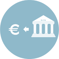 Interact with banks