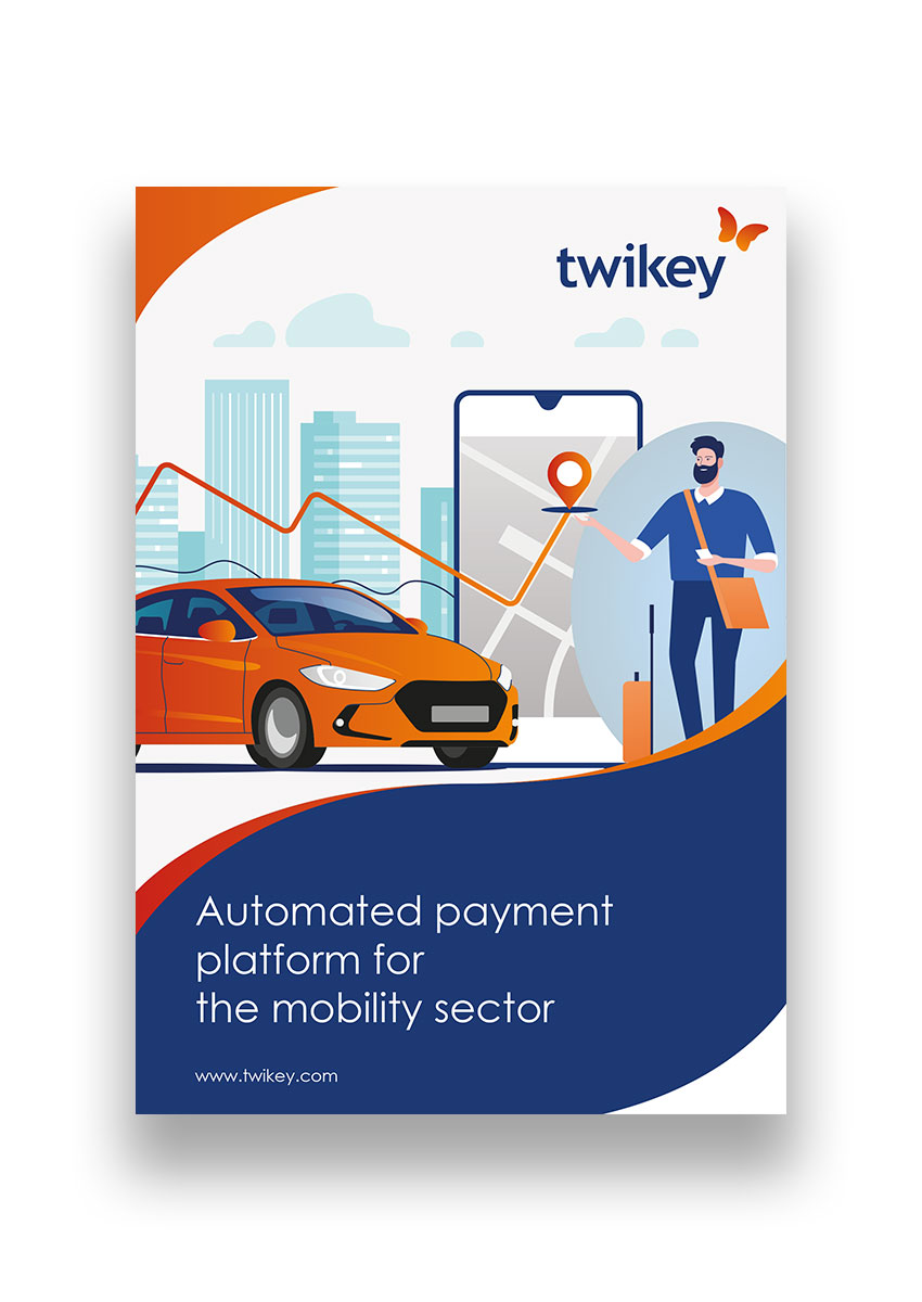 Twikey mobility payment solutions